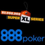888 Poker Super XL Serie Torneos 2014