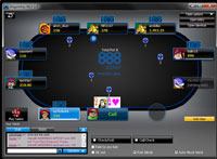 888 poker table