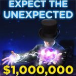888Poker Unexpected Giveaway Turneringer