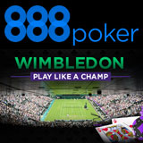888 Poker Wimbledon-Turnering