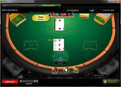 888Casino Blackjack vs PartyCasino