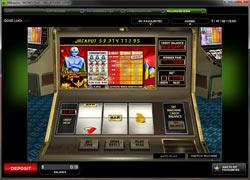 888Casino slots online vs PartyCasino slot games