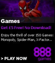 no deposit bonus 888games