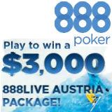 888 Poker Live Østrig