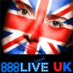 888 Live local Londres Poker Series