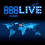 888Live Turneringsserie - 888 Poker