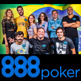 São Paulo Main Event Turnering 888 Poker