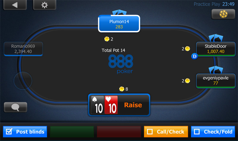 download poker app