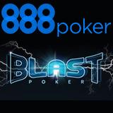 888Poker Blast Poker Beförderung