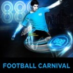 Fotball Carnival Freeroll-turnering 888 Poker