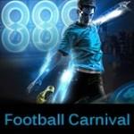 888 Poker Fodbold Carnival