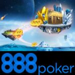 888 Poker Promotion Fortune Trail 2018