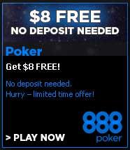 free 888poker