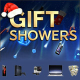 888 Poker Promotion Gift Showers 2015