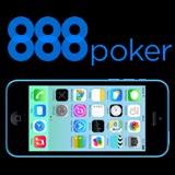 888poker iphone 5C