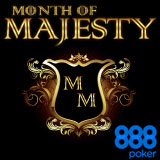888poker month of majesty