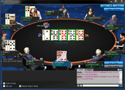 888poker table