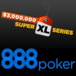 888Poker XL Serien Tidsplan Turneringer