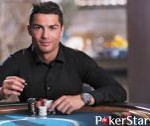 Cristiano Ronaldo rejoint la Team PokerStars