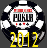2012 WSOP Main Event Results
