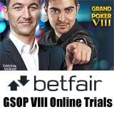 GSOP VIII qualifiers