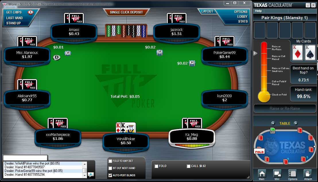 what is pre flop in poker