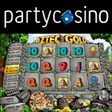 Aztec Gold Freispiele Party Casino Bonus