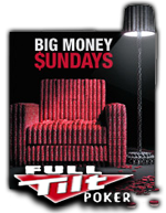 Full Tilt Poker Big Money Sundays