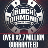black diamond poker open 2018