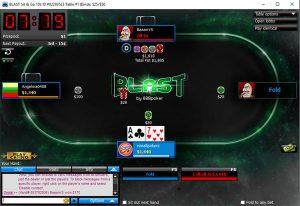 Explosion Poker