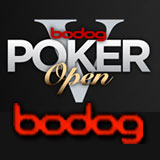 bodog poker open V