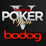 bodog poker open V