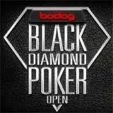 bodogpoker black diamond poker open