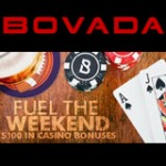 Bovada Blackjack Weekends