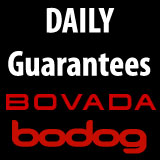 bovada guaranteed poker tournaments