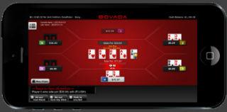 bovada mobile poker