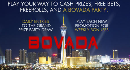 Bovada Party