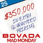 Bovada Poker Mad Monday - May 25