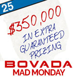 bovada poker mad monday