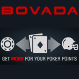 bovada poker points