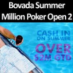 Bovada Summer Millions Poker Open 2