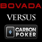 Bovada vs Carbon Poker