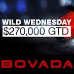 Bovada Selvagens Quarta-feira Torneios