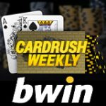 Bwin Poker Cardrush Kampanje 2017