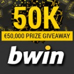 Bwin Casino Promotions €50K Prize Giveaway