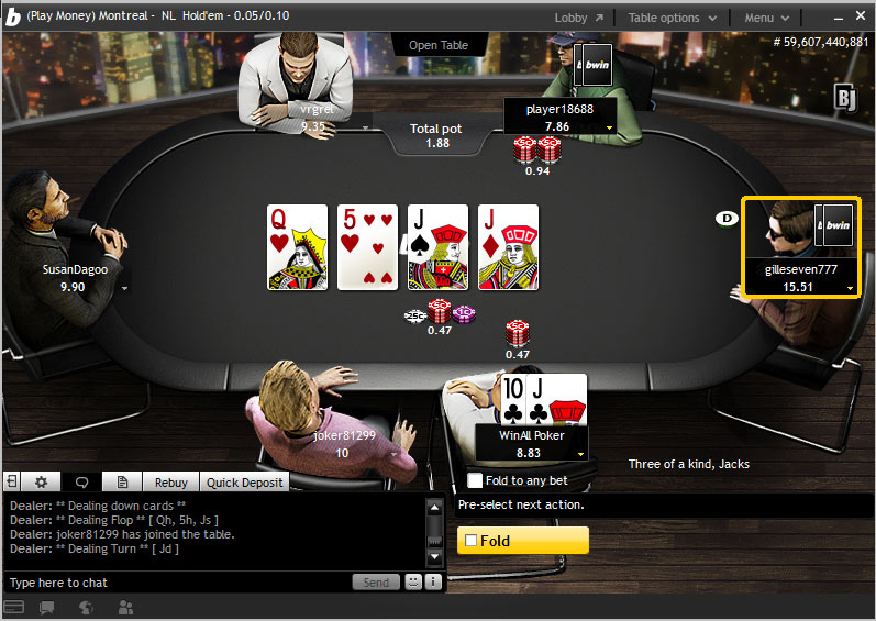 Bwin poker download for mac
