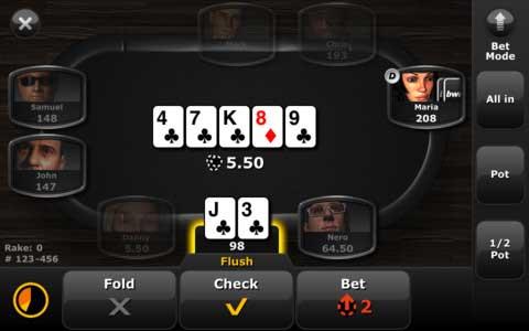 bwin app poker
