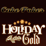 cake poker holiday gold