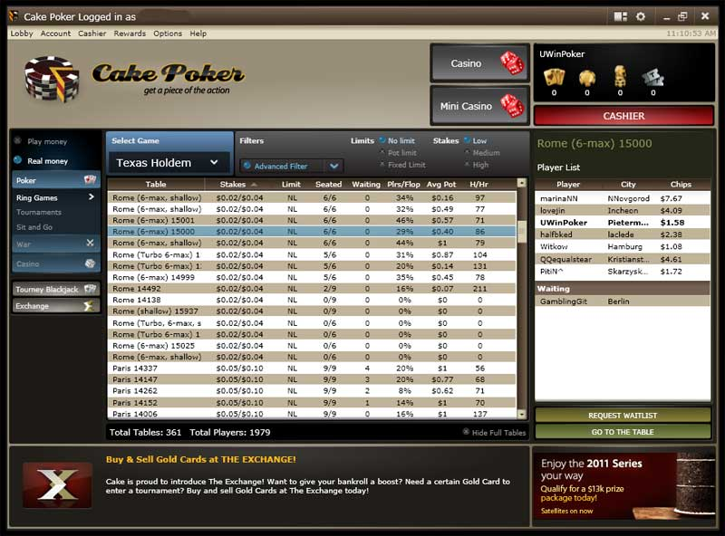 Coupon code winner poker