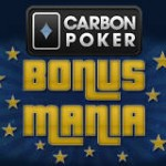 Carbon Poker Bonus Mania Promotion